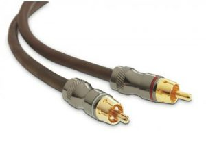 Focal ER1 Elite RCA kabel 1 meter